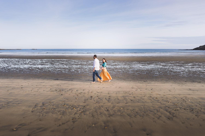 fotos de maternidad en la playa