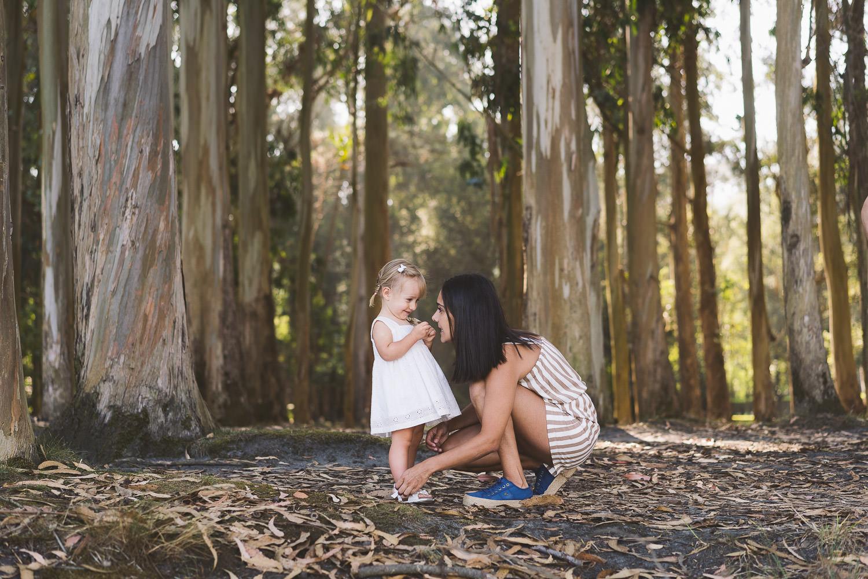 madre e hija, sesión de fotos de familia