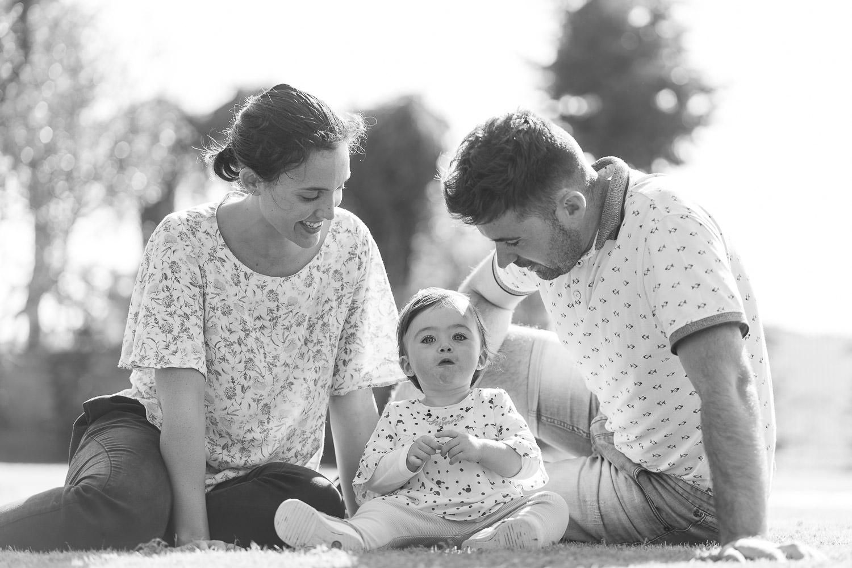 retrato de familia en Asturias